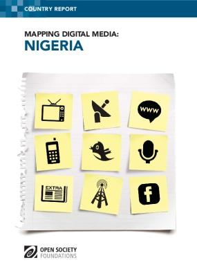 Mapping Digital Media: Nigeria