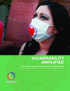 Vulnerability Amplified: The Impact of the COVID-19 Pandemic on LGBTIQ People